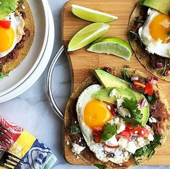 healthy taco recipes for breakfast