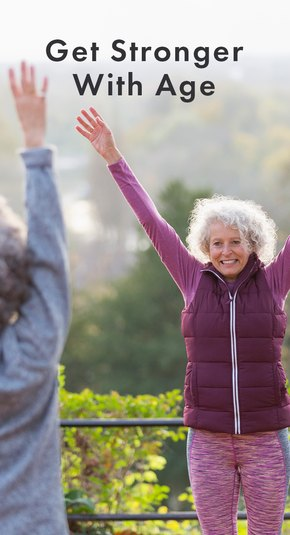 Get Stronger With Age