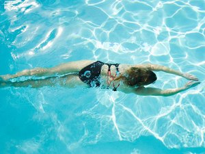 pool exercises summer workout