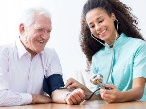 Causes of Low Blood Pressure Elderly