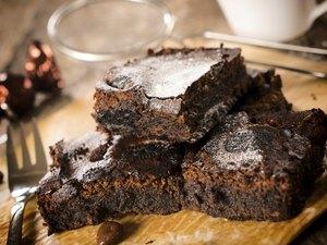 Yummy brownies