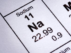 Sodium molecular formula