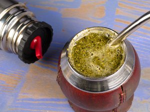 Mate brewing