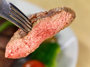 Bite Of Steak,Chunk