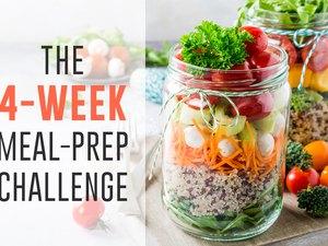 The 4-Week Meal-Prep Challenge