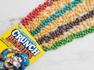 Cap'n Crunch's Crunch Berries