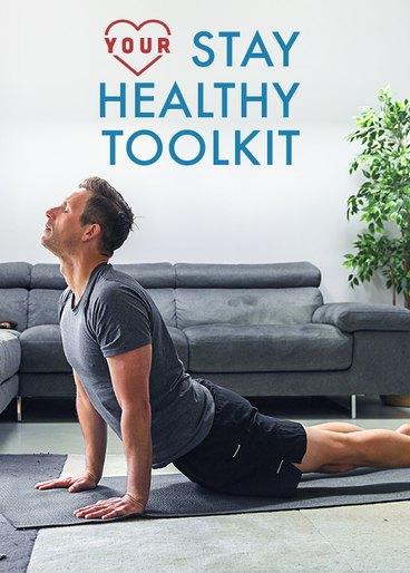 Your Stay-Healthy Toolkit