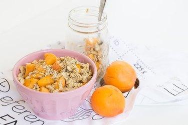Overnight Chia Oats vegan breakfast recipes