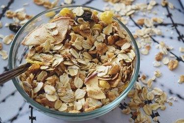 oatmeal daniel fast diet