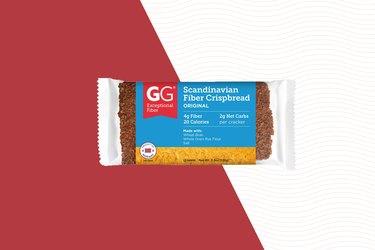 GG Scandanavian Bran Crispbread All-Natural Crackers