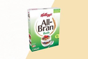 Kellogg's All-Bran Buds Breakfast Cereal