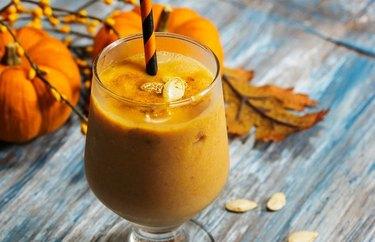 Pumpkin Spice Smoothie healthy smoothie recipe