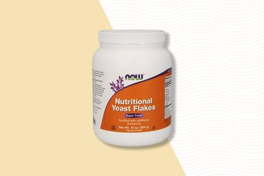 NOW Supplements Nutritional Yeast Flakes