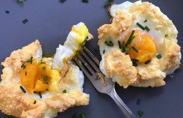 Cloud Eggs Egg Recipes