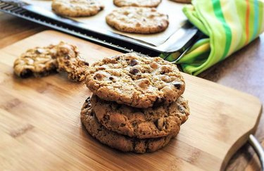 Pulse Chocolate Chip Cookies