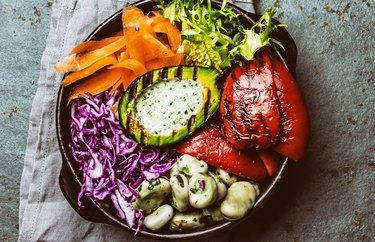 quinoa recipes Grilled Veggie Quinoa Salad
