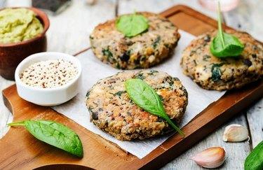 Quinoa recipes Vegetable Quinoa Flan