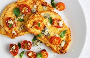 "Pizza ""French Toast"" Bruschetta Pizza Recipes"