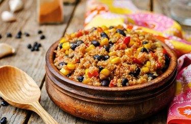 Healthy Vegetarian Quinoa Chili Jalapeno Recipes