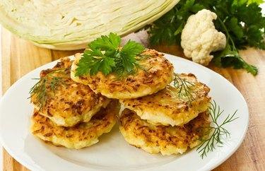 Low carb cauliflower recipes cauliflower pancakes