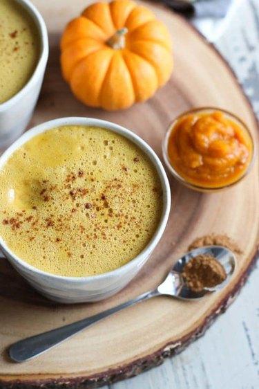 Pumpkin Spice Butter Coffee Whole30 Breakfast Recipes