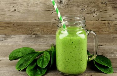 vegetable smoothie recipes Jasmine Green Sunrise Smoothie