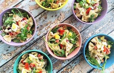 Superfood Bow-Tie Salad Bowl