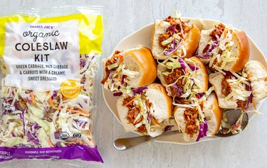 Cole Slaw Kit Trader Joe's Grocery list