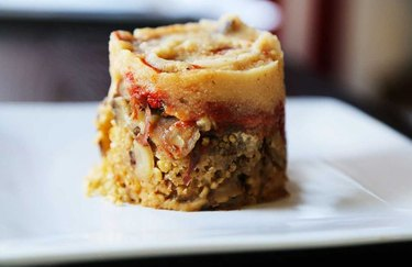 eggplant recipes Slow Cooker Vegetarian Moussaka