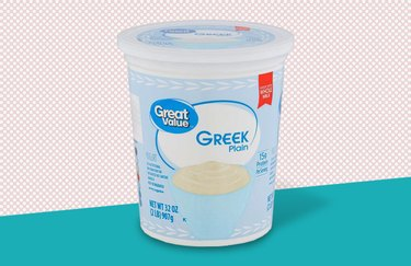 Great Value Plain Greek Yogurt
