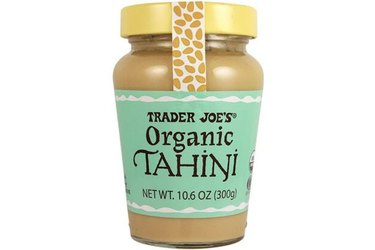 Organic Tahini Trader Joe's Grocery list