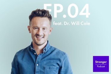 Dr. Will Cole talks about the keto diet on the Stronger podcast.