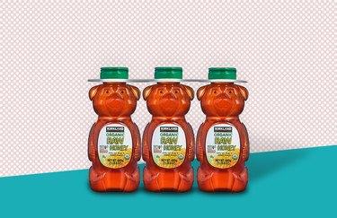 Kirkland Signature Organic Raw Honey