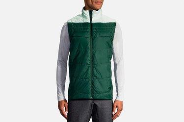 Brooks Running Men's Cascadia Thermal Vest