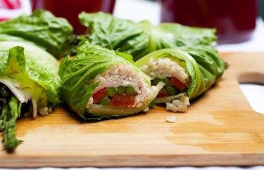 Gluten-Free Turkey Roll-ups Healthy Thanksgiving Leftover Recipe