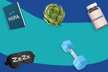 illustration of best weight management methods for 2020