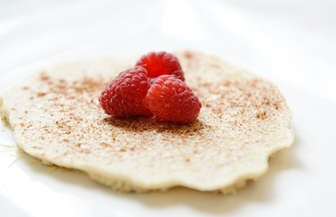 high protein hot oatmeal recipes Supercharged Oatmeal Protein Pancake