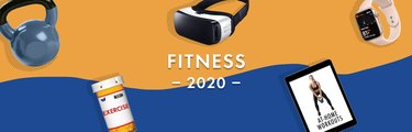 illustration of top fitness trends of 2020