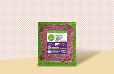Simple Truth Organic Grass-Fed Ground Beef, 90 Percent Lean