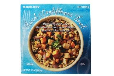 Trader Joe's Cauliflower Bowl