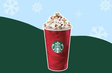 Starbucks Caramel Brulee Latte