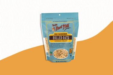 Bob's Red Mill gluten free oats