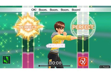 Fitness Boxing by Nintendo Fitness Game