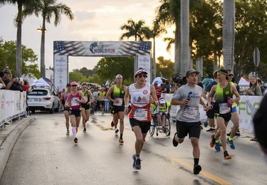 Wings for Life World Run charity race