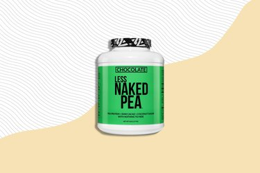 Naked Nutrition Less Naked Pea Protein