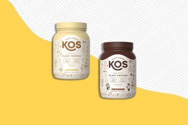 Kos Organic Plant-Based Protein Powder