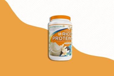 Growing Naturals Organic Rice Protein Powder