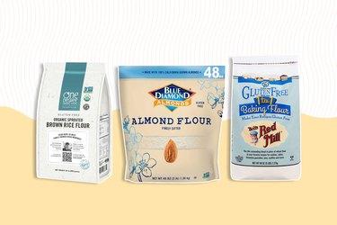 Gluten-Free Flours for Baking