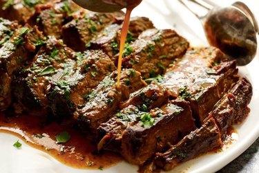 beef brisket for hanukkah