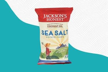 Jackson's Honest Coconut Oil Sea Salt